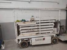 منصة تلسكوبية Haulotte H 800 E 8m 300 kg Scissor lift with new batteries مستعمل