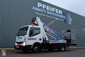 Camión Palfinger P260B Valid inspection, *Guarantee! Driving Licenc plataforma elevadora usado