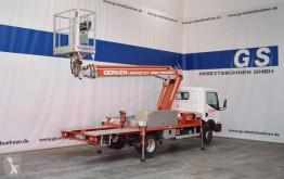 Plataforma elevadora camión con cesta elevadora Multitel 160alu