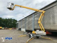 Anhænger lift teleskopisk Ommelift 1550 EBZX, 15,3mtr. Arbeitshöhe, Korb