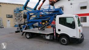Hoogwerker op vrachtwagen scharnierend Socage DA 20