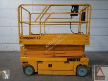 Haulotte Compact 12 selvkørend lift Sakseplatform brugt