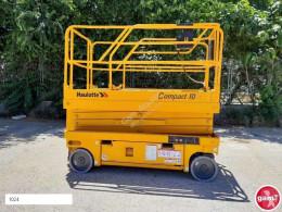 Haulotte COMPACT 10 pojízdná plošina Střihací plošina použitý