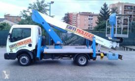 Nacela montata pe camion cu brat telescopic Socage T318