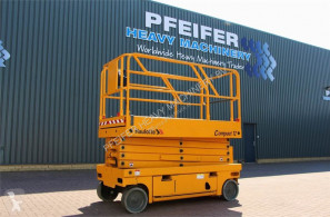 Haulotte COMPACT 12 Electric, 12m Working Height, Non Marki aerial platform used self-propelled