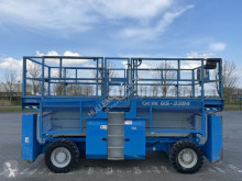 Genie GS-3384 RT / 4X4 / 12 M HEIGHT / GOOD WORKING nacelle automotrice Plate-forme ciseau occasion