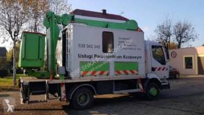Taşıyıcı üzeri platform Renault MIDLUM- FRANCE ELEVATEUR