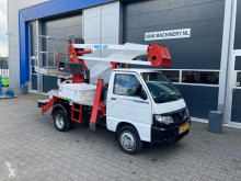 Utilitaire nacelle Socage A 314 Piaggio hoogwerker