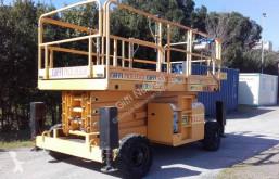 Vysokozdvižná plošina Haulotte H 15 SX pracovná plošina na samohybnom podvozku Nožnicová plošina ojazdený