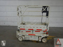 Plataforma elevadora plataforma automotriz de tijeras Haulotte Optimum 8