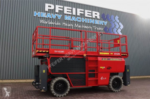Magni DS1523RT New And Available Directly From Stock, Di aerial platform used self-propelled