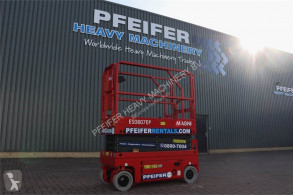 Magni ES0807EP New And Available Directly From Stock, El aerial platform used self-propelled