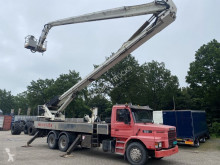 Scania T92HL Sky-Platform lift, 32 Meter nacelle sur porteur occasion