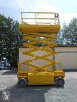 منصة تلسكوبية HAB H.A.B. S 140-17 E2WD منصة تلسكوبية ذاتية الحركة منصة مقصية مستعمل