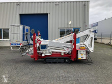 Palazzani TZX225, spin hoogwerker, 22,5 meter nacelle automotrice articulée occasion