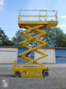 Skylift Plattform för sax Genie GS 2632