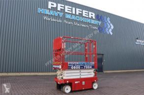Plataforma elevadora plataforma automotriz Snorkel S3219E Valid inspection, *Guarantee! Electric, 7,8