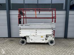 Vysokozdvižná plošina JLG 2630ES pracovná plošina na samohybnom podvozku ojazdený