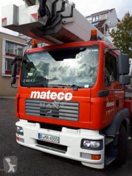 Camion nacelle MAN WT 450 / MAN TGM 18.280 4X2 BB