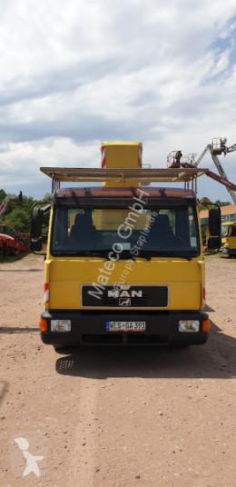Palfinger merev alvázra szerelhető személyemelő WT 170 H / MAN L2000 8.163 LC