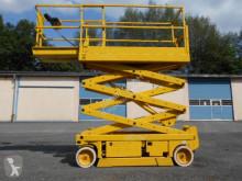 Genie GS 2032 plataforma automotriz de tijeras usada