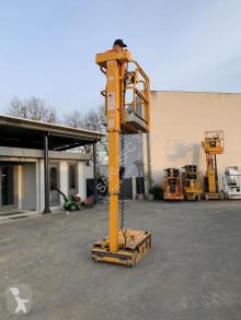 Plataforma elevadora Power Tower Nano SP plataforma automotriz Mástil vertical usada