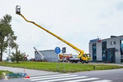 Hoogwerker op vrachtwagen uitschuifbaar Wumag WT 270