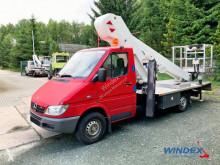 Hoogwerker op vrachtwagen uitschuifbaar Wumag WTB 220