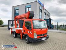 Hoogwerker op vrachtwagen uitschuifbaar Ruthmann TBR 200