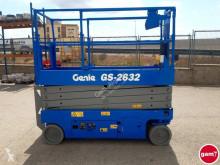 Genie GS-2632 plataforma automotriz tesoura usada