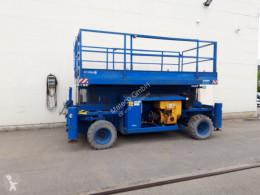 Selvkørend lift Sakseplatform Hollandlift Q-135DL24 4WD/P/N
