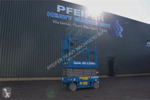 Plataforma elevadora Genie GS1330M Valid inspection, *Guarantee! All-Electric plataforma automotriz usada