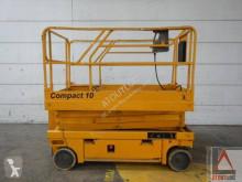 Haulotte Compact 10 selvkørend lift Sakseplatform brugt