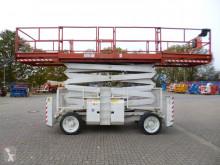 Plataforma elevadora Genie GS-4390 RT plataforma automotriz de tijeras usada
