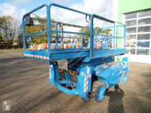 Haulotte selbstfahrende Arbeitsbühne Scherenbühne Compact 12 DX