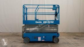 Genie GS 3246 aerial platform used