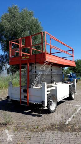 JLG 203-24 gebrauchte selbstfahrende Arbeitsbühne Scherenbühne