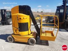 JLG 870 gebrauchte selbstfahrende Arbeitsbühne Hubmast
