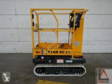 Haulotte selbstfahrende Arbeitsbühne Hubmast STAR 6 CRAWLER