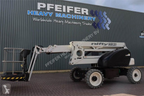 Niftylift HR21DE 2WD Bi Energy, 20.8 m Working Height, 13m R nacelle automotrice occasion