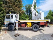 Plataforma elevadora camión con cesta elevadora articulada Iveco Isoli PTJ 265 S