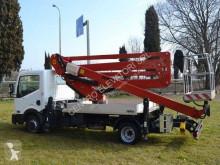 Plataforma elevadora camión con cesta elevadora articulada Isoli PNT 205 NH