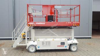 Vysokozdvižná plošina pracovná plošina na samohybnom podvozku Nožnicová plošina PB S131-16 E