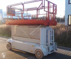 PB S151-16 E nacelle automotrice Plate-forme ciseau occasion