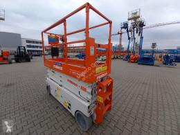 Genie GS-2632 plataforma automotriz de tijeras usada