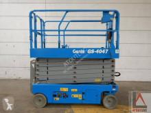 Plataforma elevadora Genie GS-4047 plataforma automotriz de tijeras usada