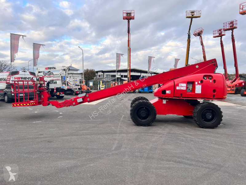 View images Haulotte H21TX diesel 4x4 21m (1416) aerial platform