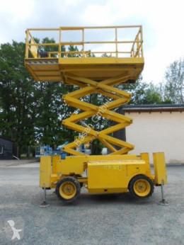 Selvkørend lift Sakseplatform Genie GS 2668 Allrad