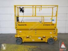 Plataforma elevadora Haulotte Compact 10 N plataforma automotriz de tijeras nueva