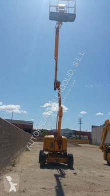 Haulotte HA 18 PX HA18PX used telescopic articulated self-propelled